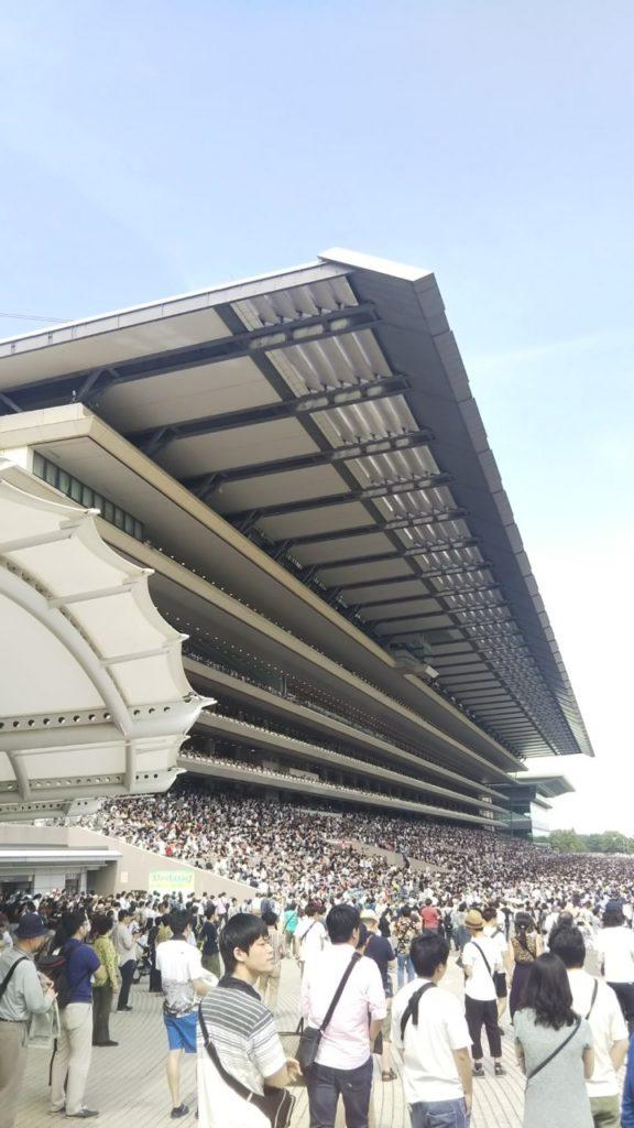日本ダービー2019 東京競馬場