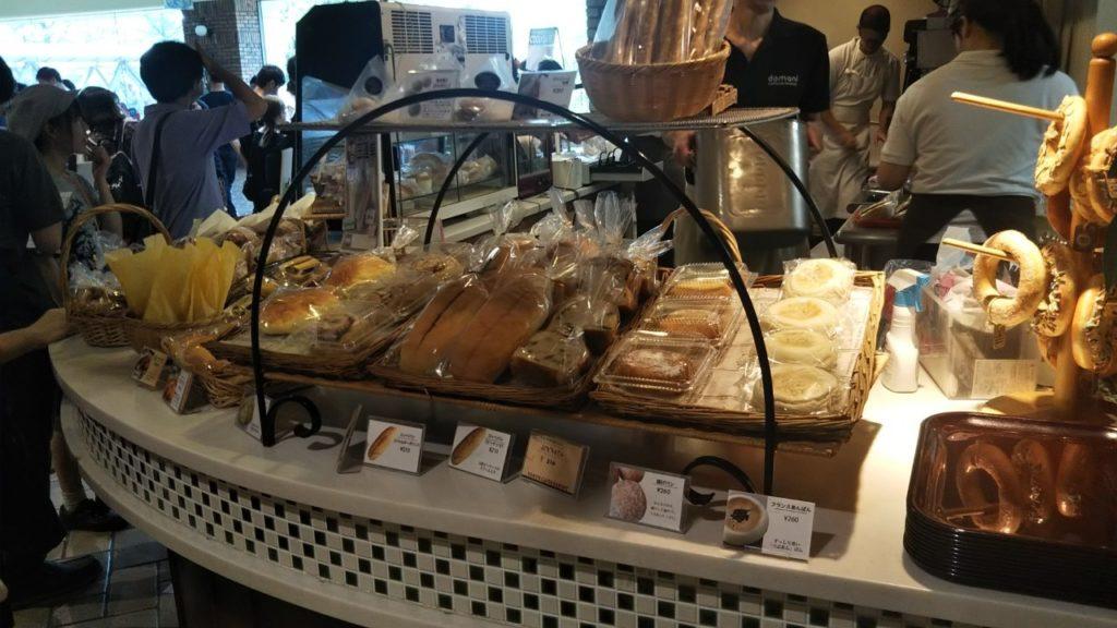 日本ダービー2019 東京競馬場 Tokyo Cafe &Bakery
