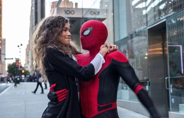 MJとスパイダーマン