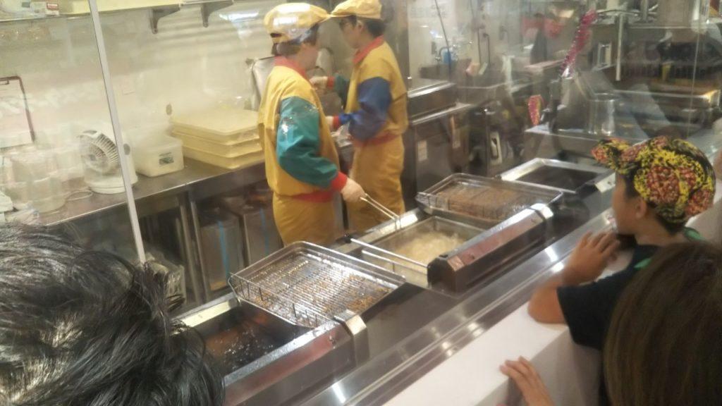 横浜おやつfactory 横浜中華街 自分ツッコミくま ベビースターランド