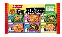 ニッスイ 6種の和惣菜