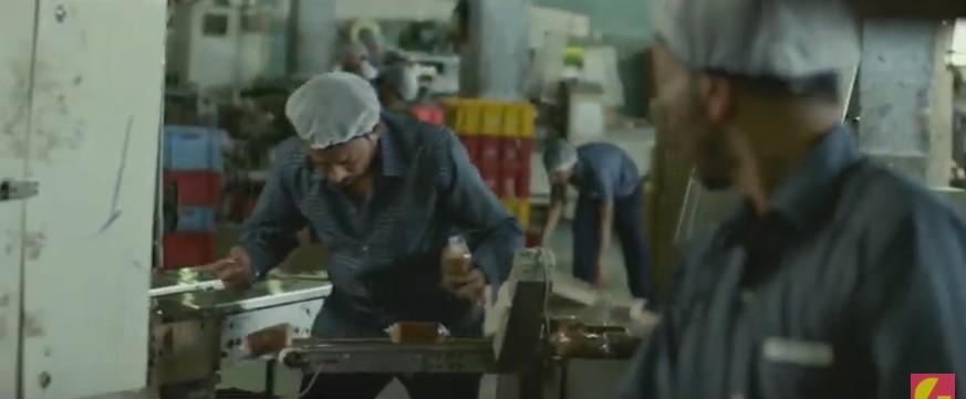 ヒンディーミディアム お菓子工場