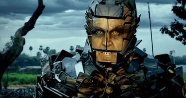 ロボット2.0 パクシラジャン