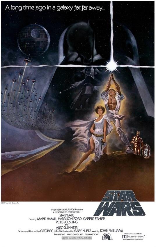 Star Wars 8作品 復習 新たなる希望