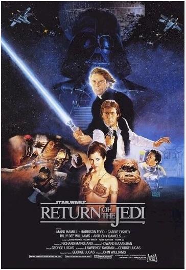 Star Wars 8作品 復習 ジェダイの帰還