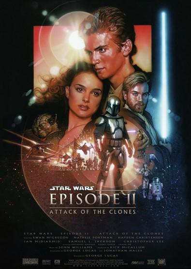 Star Wars 8作品 復習 クローンの攻撃