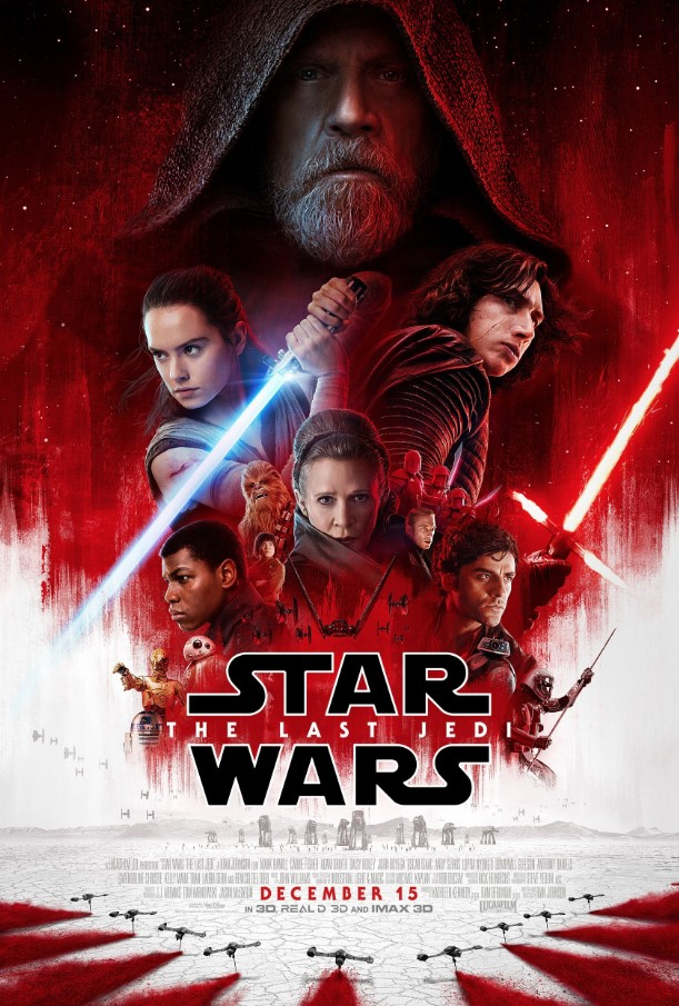 Star Wars 8作品 復習 最後のジェダイ