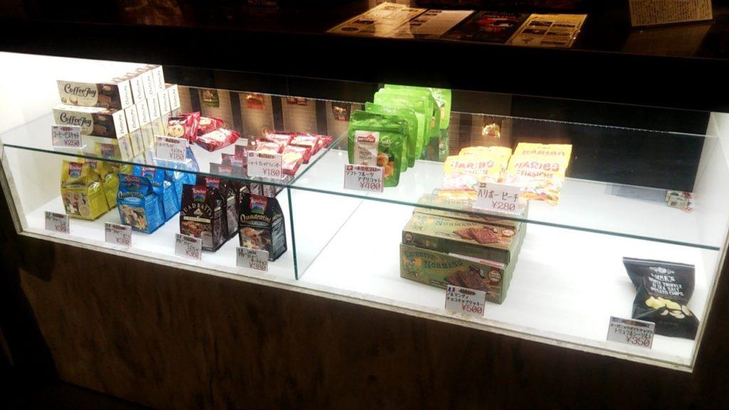 新宿武蔵野館売店