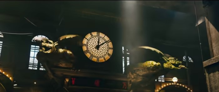 カイジファイナル 時計