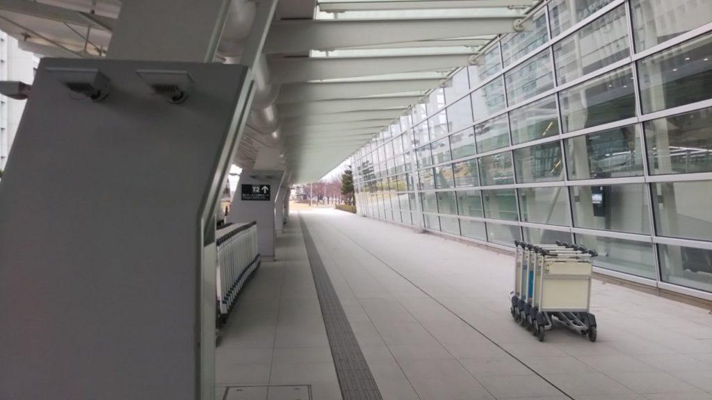 名古屋空港のセグウェイコース