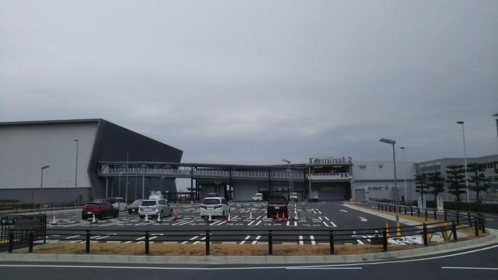 2019年に完成したセントレアターミナル2