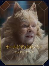 cats オールドデュトロノミー(演.ジュディデンチ