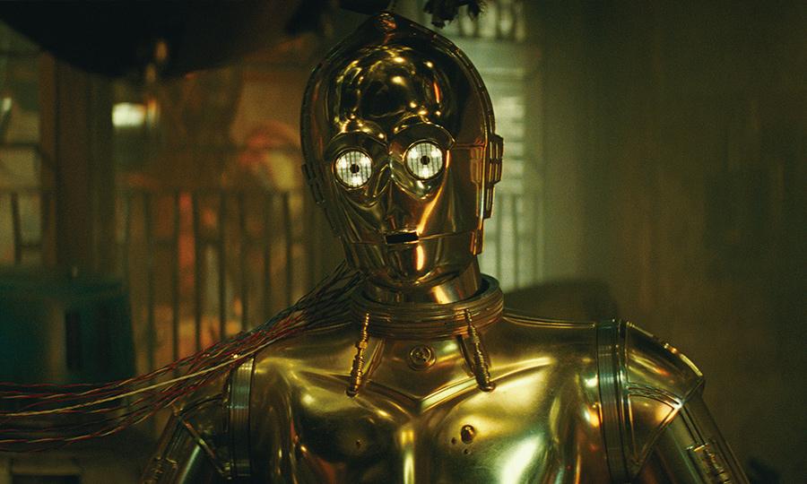 ルークスカイウォーカーの夜明け C3PO