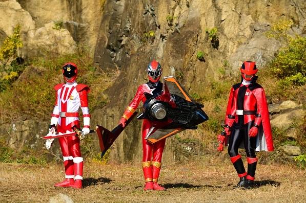 騎士竜戦隊リュウソウジャー ルパンレンジャー パトレンジャー