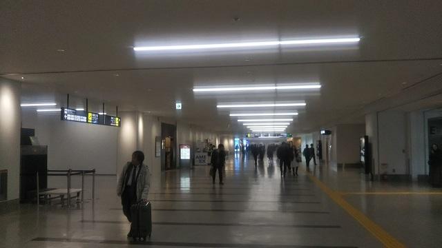 自分ツッコミくま 福岡空港