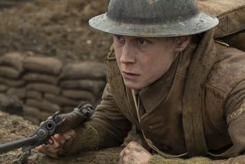 1917 命をかけた伝令 ブレイク(演.ディーン=チャールズ・チャップマン)