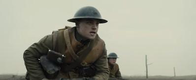 1917 命をかけた伝令 ブレイク