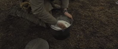 1917 命をかけた伝令 ミルク