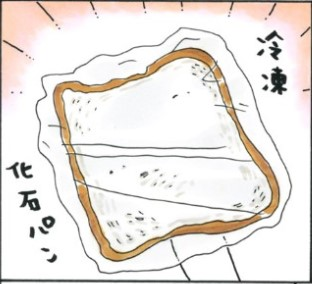 食べ歩かないくま 自分ツッコミくま MOGUMOGU食べ歩きくま Dモーニング