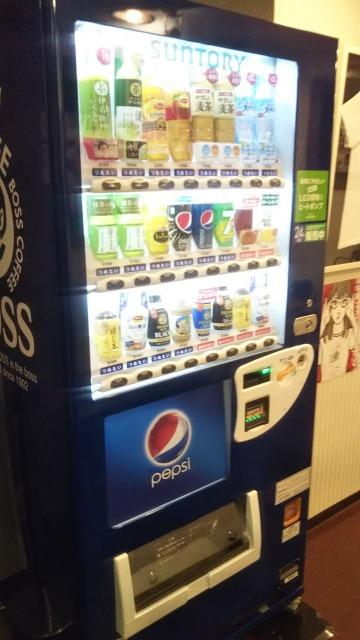 目黒シネマの自販機