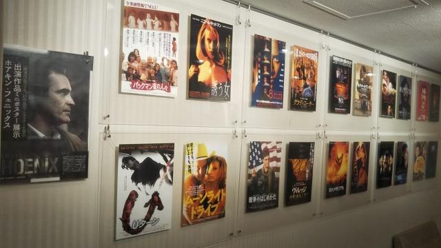 目黒シネマのポスター特集