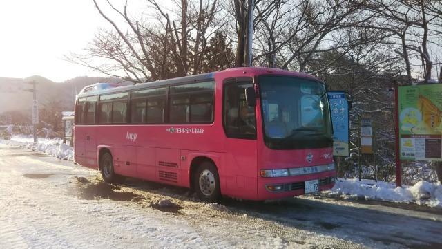 三厩駅から出るバス