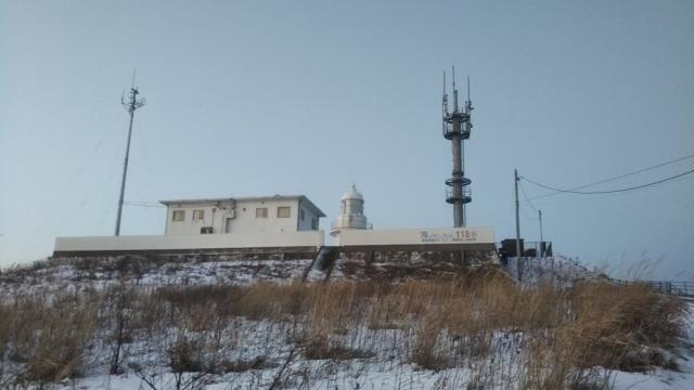 津軽海峡の灯台