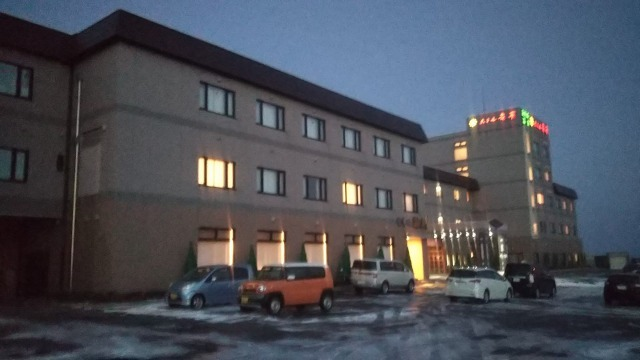 ホテル龍飛