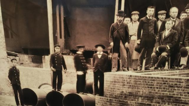 八幡製鉄所の写真