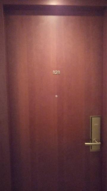 プレミアムホテル門司港のスイート(828号室)