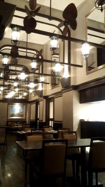 プレミアムホテル門司港のレストラン