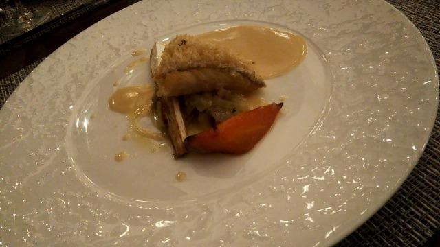 プレミアムホテル門司港のコース料理