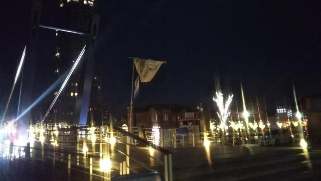 門司港の夜