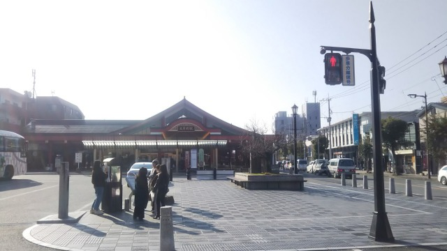 太宰府駅の外観