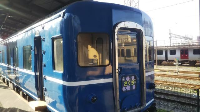 九州鉄道記念館の14系寝台客車