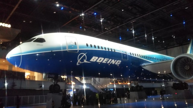 Flight of DreamsのFly with 787 Dreamliner