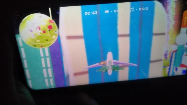 Flight of Dreamsのお絵描きヒコーキ