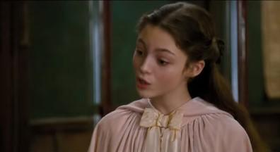 ドクタードリトルの女王の使いの少女