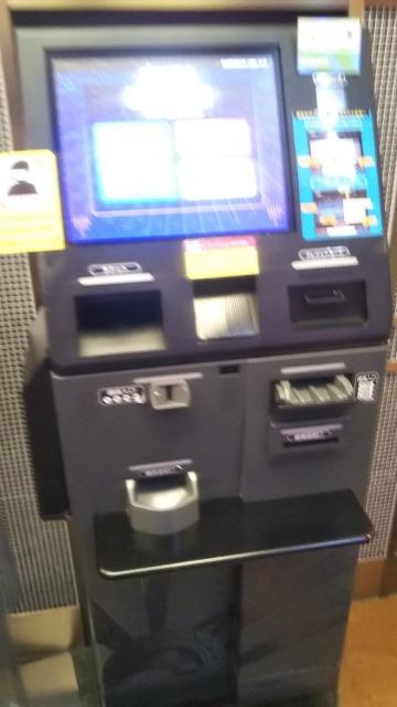 シネマイクスピアリの券売機