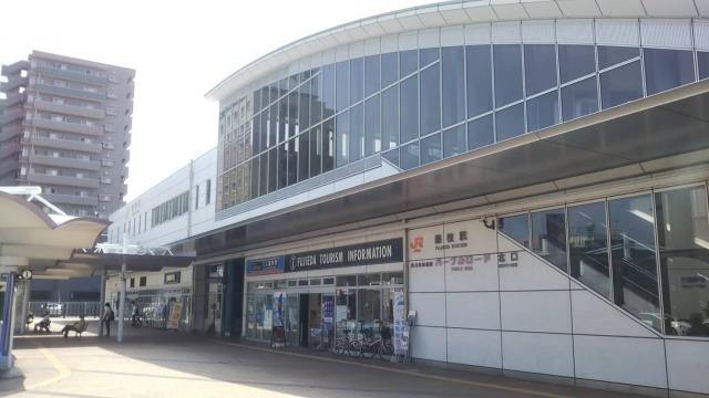 藤枝駅(北口)