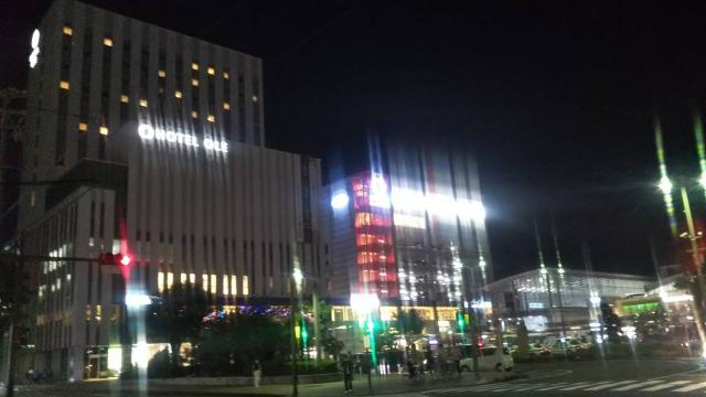 藤枝駅(南側)