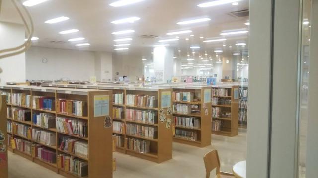 BiVi藤枝の図書館