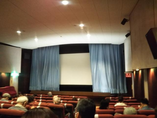 飯田橋ギンレイホールのシアター