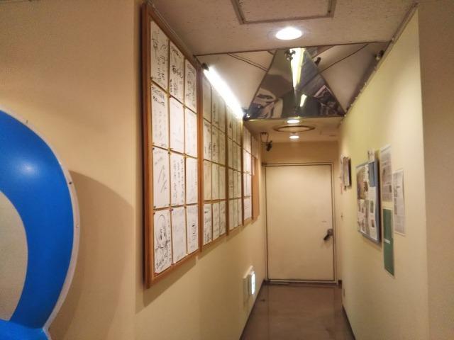 キネカ大森の展示物