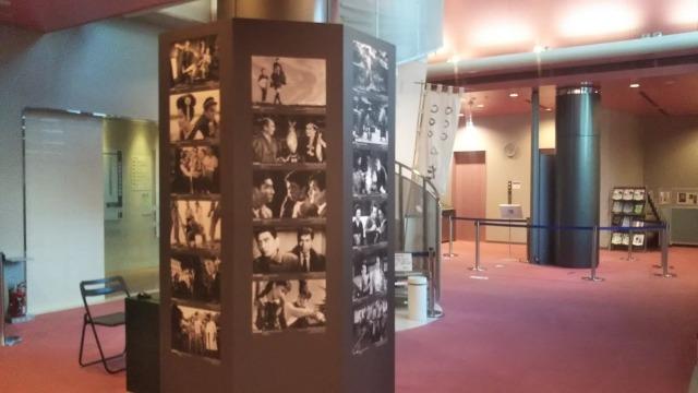 国立映画アーカイブの7階展示室