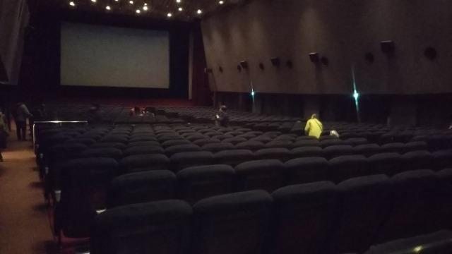 東劇のシアター