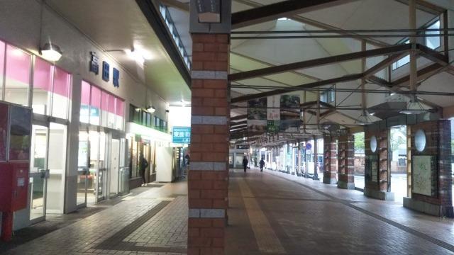 高田駅舎(新潟県)