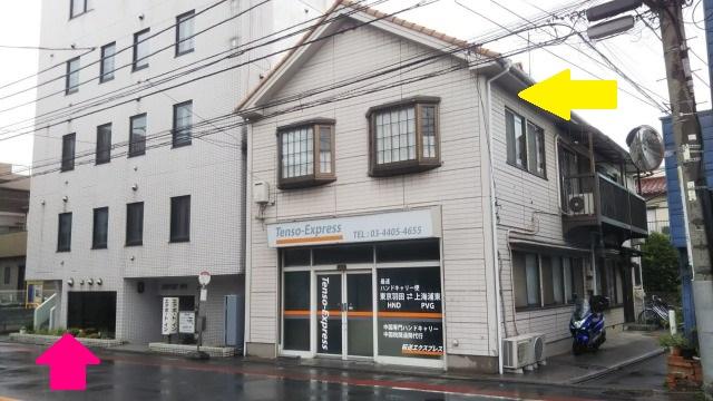 穴守稲荷駅のホテル