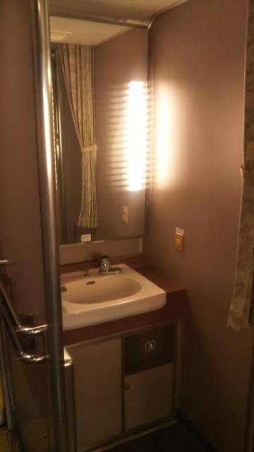 サンライズ瀬戸の洗面台