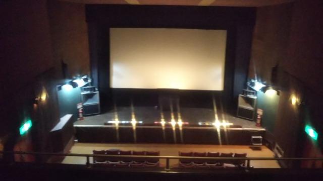 あたご劇場のシアター